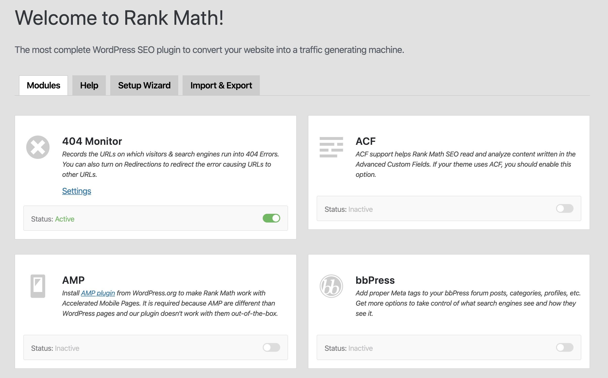 Plugin Yoast vs Rank Math SEO vs All In One SEO - Cái nào tốt hơn? 4